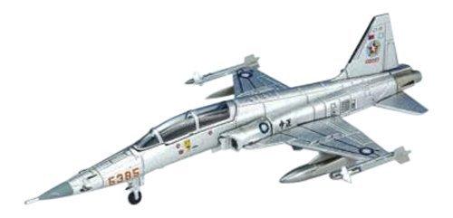 hogan Wings 1/200 F-5F Tiger II Taiwan Air Force Zhi coastal base 46TFS Silver (japan import) by Hogan