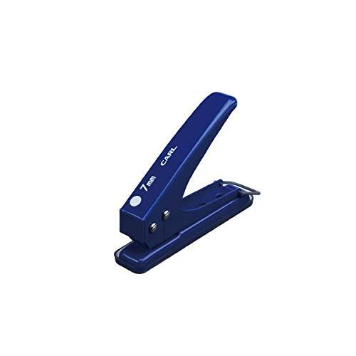 (まとめ)カール事務器 1穴パンチ SD-15-7-B ブルー【×50セット】 生活用品 インテリア 雑貨 文具 オフィス用品 パンチ 14067381 [並行輸入品] B07R5VX67M