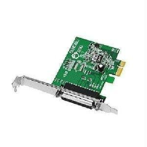 Siig Inc. 1-port Dual Profile Ecp-epp High-speed Parallel Pcie Adapter by SIIG