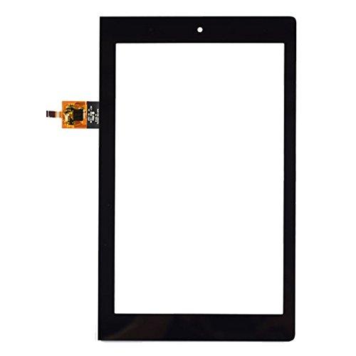 SHUGUO Flex Cable Repair Parts Touch Panel for Lenovo Yoga Tablet 2 / 830L(Black) (Color : Black)