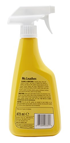 Mr Leather Cleaner Amp Conditioner 16oz Spray In The Uae