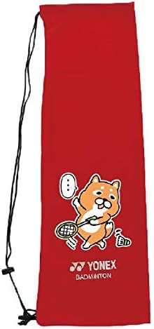 YONEX(ヨネックス) バドミントン AC541 ソフトケース ラケットケース 【いぬ】【空振り】