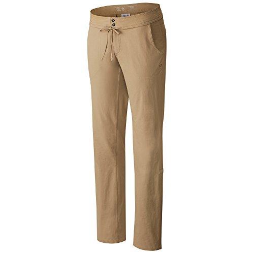 Mountain Hardwear Women's Yuma Pants, Khaki, 6x32 - Mountain Hardwear Womens Capris
