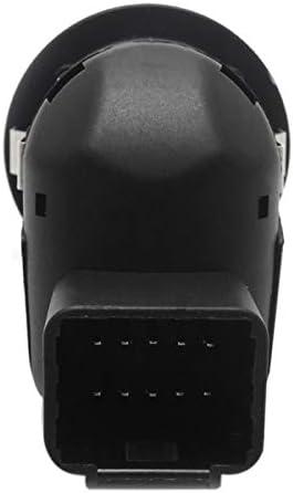 Semoic Car Rearview Mirror Button Control Switch For Renault Laguna Ii Megane 2 8200109014
