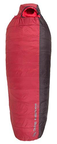 Agnes Big Nylon Bag Sleeping (Big Agnes Encampment 15 Degree Synthetic Regular Sleeping Bag)