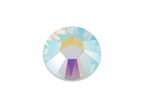 Swarovski Elements 2078 Hotfix Flatbacks SS34 Crystal AB 1 gross (144) HF Rhinestones Factory Pack
