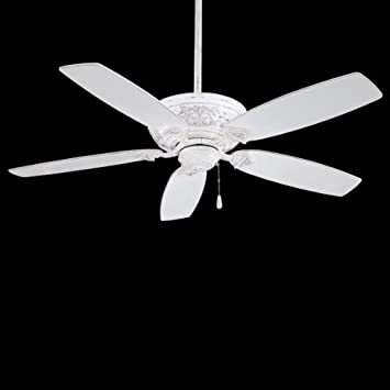Minka-Aire F659-PBL, Classica, 54 Ceiling Fan, Provencal Blanc