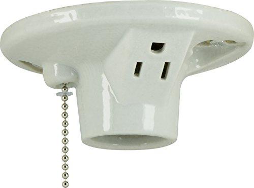 Buy socket outlet white