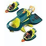 Planet Heroes Turbo Shuttle - Toys R Us Exclusive
