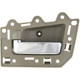 jeep grand cherokee 05 11 rear door handle right inside lever gray housing automotive. Black Bedroom Furniture Sets. Home Design Ideas