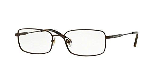 Brooks Brothers Eyeglass Frames - BROOKS BROTHERS Eyeglasses BB 1037T 1538T Brown 53MM