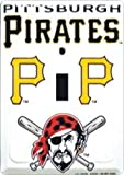 Pittsburgh Pirates Light Switch Covers (single) Plates LS10038