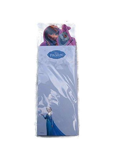 Disney Frozen Estuche Redondo con Lápiz, Cuaderno, Goma, Marqueurs ...