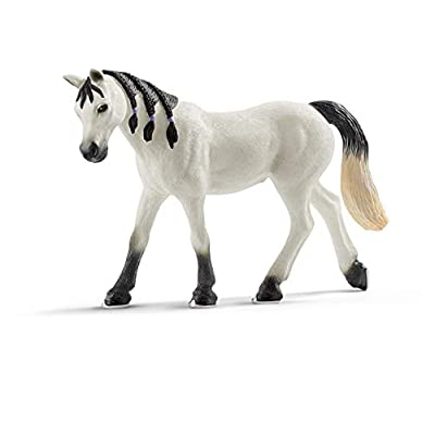 SCHLEICH Arabian Mare Action Figure: Toys & Games