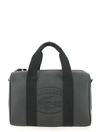 Lacoste, sac à bandoulière noir pour femmes