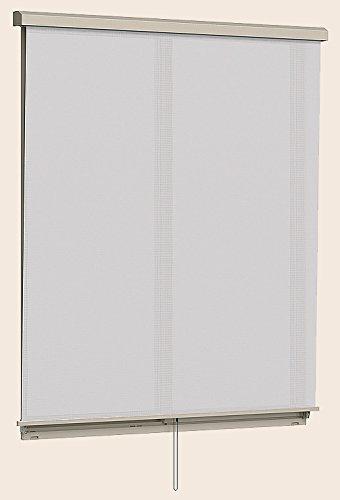 LIXIL スタイルシェード 外付けスクリーン 枠付 単体サッシ 半外付型用 固定フック付き サイズ呼称:16511 【H1210mm】 (W1820mm×H1210mm) B0171CGXU0 19600 W1820mm×H1210mm  W1820mm×H1210mm
