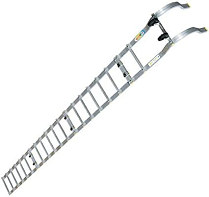 Escalera de tejado plegable con gancho: Amazon.es: Bricolaje y herramientas