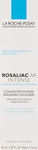 La Roche-Posay Rosaliac AR Intense Hydrating Facial Serum for Sensitive Skin to Visibly Reduce Redness, 1.35 Fl. Oz.