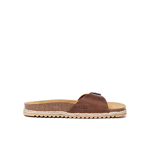 Pelle Agata Modello Colore Sandalo In Di Marrone 6Tpw4q
