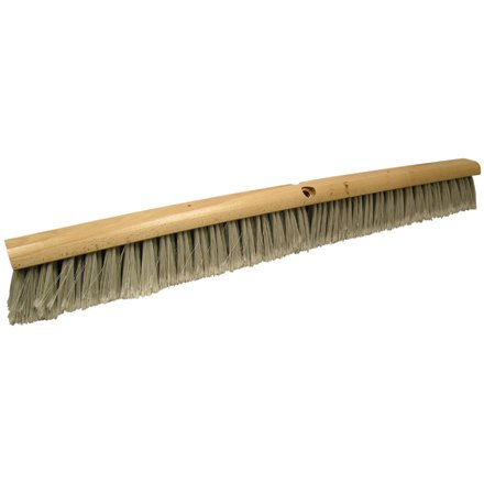 O-Cedar JAN112 36'' Light-Duty Push Broom Head (Pack of 4)