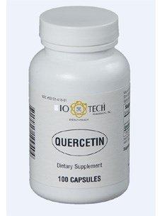 Quercetin - 100 Capsules by Bio-Tech Pharmacal