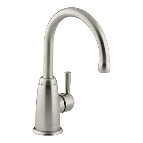 KOHLER K-6665-BN Wellspring Beverage Faucet, Vibrant Brushed Nickel from Kohler