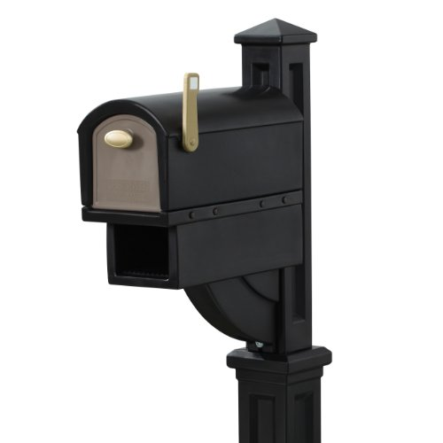 Classic Plus Mailbox - Step2 Mailmaster Hudson Mailbox