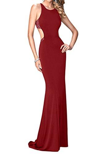 Missdressy - Vestido - para mujer Rojo