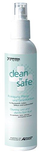 JOYDIVISION 13901 Reinigungs-, Pflege-, Desinfektionsmittel CLEAN'N'SAFE 200ml