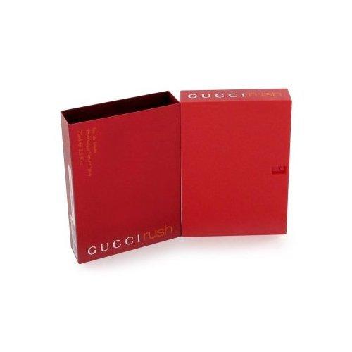 GUCCI RUSH Perfume. EAU DE TOILETTE SPRAY 2.5 oz / 75 ml By Gucci – Womens