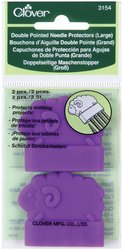 Clover Double Pointed Needles (Double Pointed Needle Protectors -Large)