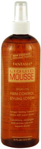 Liquid Mousse Detangle Conditioner Spray-On 16 oz. (Pack of 2)