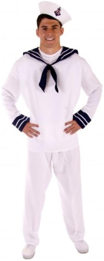 Para hombre Popeye de el hombre de Vitruvio Fancy Sailor e ...
