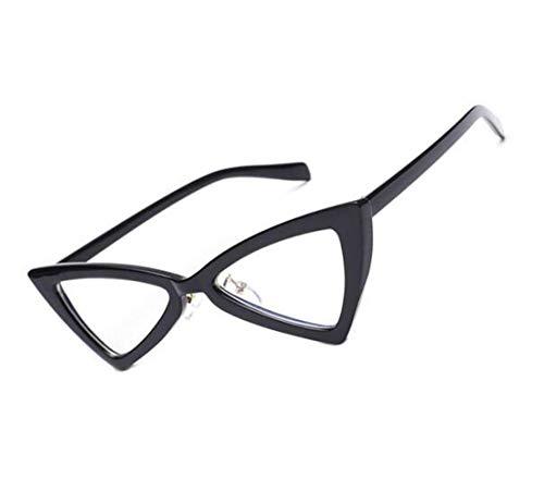 Cadre Triangle Black Décoration Yeux FlowerKui extérieures Unisexe protection de Lunettes Lunettes 5Ewqq41v