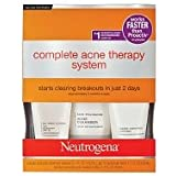 Neutrogena Advanced Solutions Complete Acne Therapy System, 1 ea - 2pc