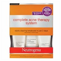 Neutrogena Advanced Solutions Complete Acne Therapy System, 1 ea - 2pc -
