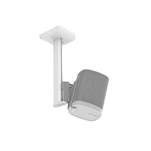 Flexson Ceiling Mount for Sonos Play:1 - Single (White) by Flexson