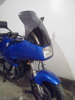 Powerbronze 420Y124002 Touring Screen  PB Yamaha FJ1100 84-85 toned