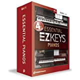 【国内正規輸入品】TOONTRACK EZ KEYS - ESSENTIAL PIANOS /パッケージ品