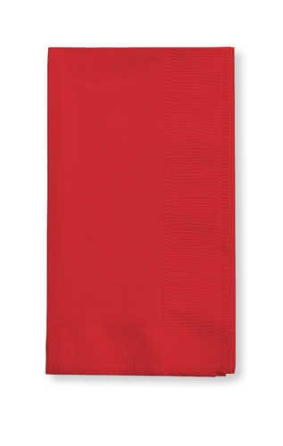 Creative Converting Value Pack Paper Dinner Napkins, Classic Red, 75 Count, Health Care Stuffs