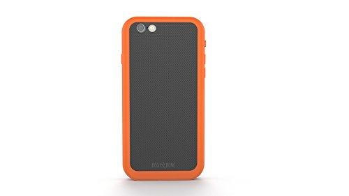 Price comparison product image Dog & Bone Wetsuit Impact - Rugged, Waterproof iPhone 6, iPhone 6s Case - Electric Orange