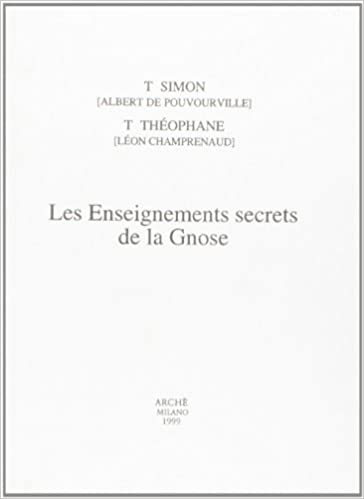 Ebooks gratuits télécharger le format pdf Les Enseignements Secrets de la Gnose PDF RTF DJVU 8872522129