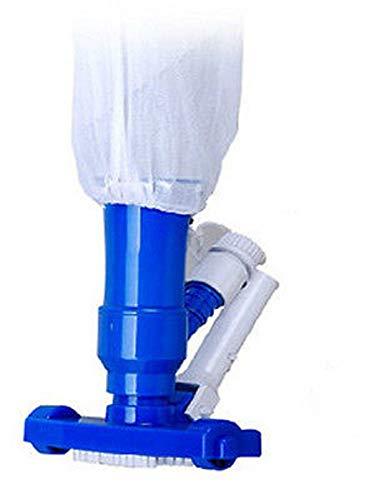 LTD Pool Spa Fountain Hot Tub Pond Mini Jet Vac Vacuum Cleaner W/Brush, Bag -