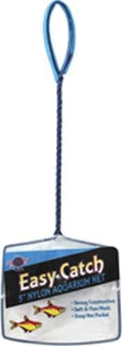 Blue Ribbon Pet Products ABLEC5 Easy Catch Fish Net, 5-Inch ()