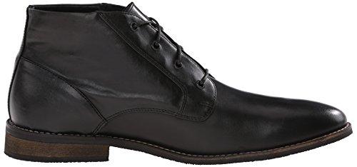 Nunn Bush Manar Hawley Vanlig Tå Chukka Boots Svart