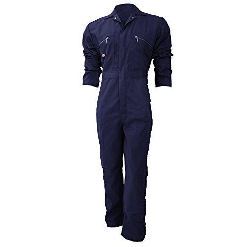 Uomo Navy Tuta Da Dickies Blue Lavoro nx4PCF