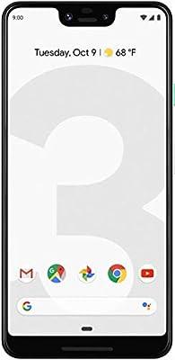 Google Pixel 3 Just Black, 64GB (Certified Refurbished)