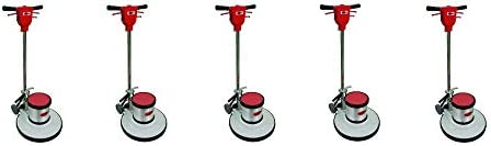 Viper Cleaning Equipment VN2015 Venom Series Low Speed Buffer, 20 Deck Size, 175 RPM, 50 Power Cable, 110V, 1.5 hp, 19 Pad Driver 5