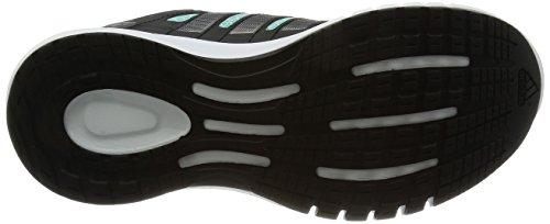 1 F14 carbon Adidas frost Chaussures Met Noir Duramo De Mint Femme 6 S14 Running black w8Bq6