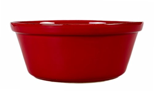 BestVida Large Bowl Red